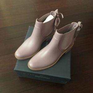 Rain Ankle Boots